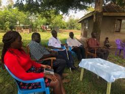 Fellowship in Ombeyi